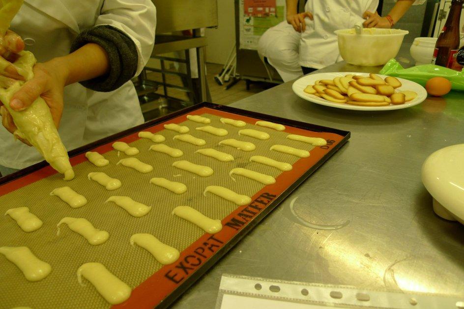 Parcours cuisine blog archive langues de chat - Langue de chat cuisine ...