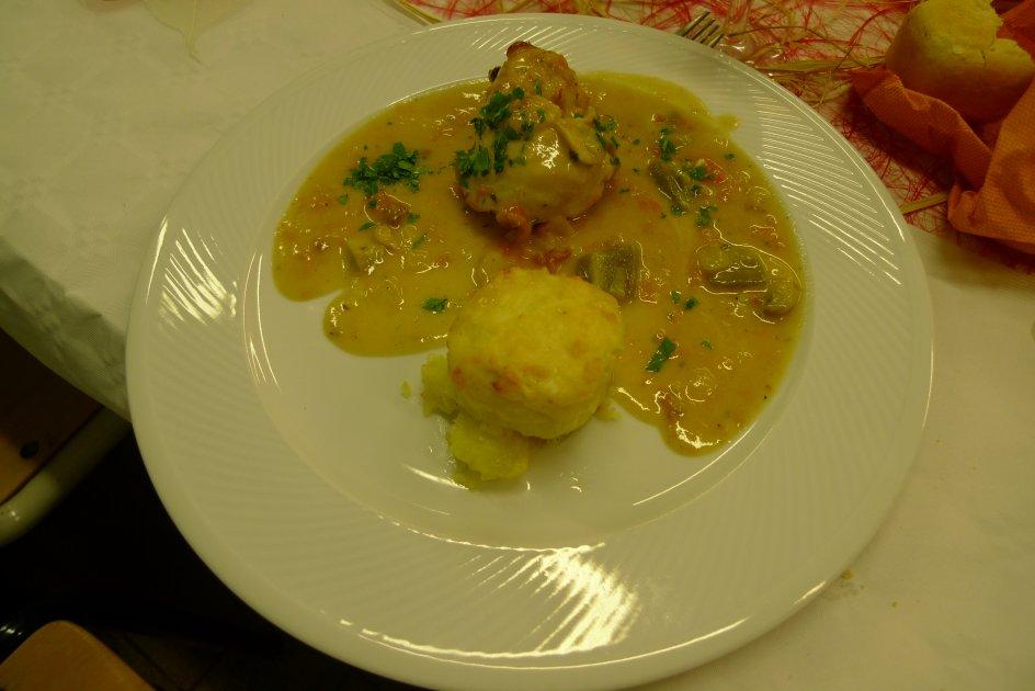 Parcours cuisine blog archive poulet l espagnole - Bouquet garni en cuisine ...