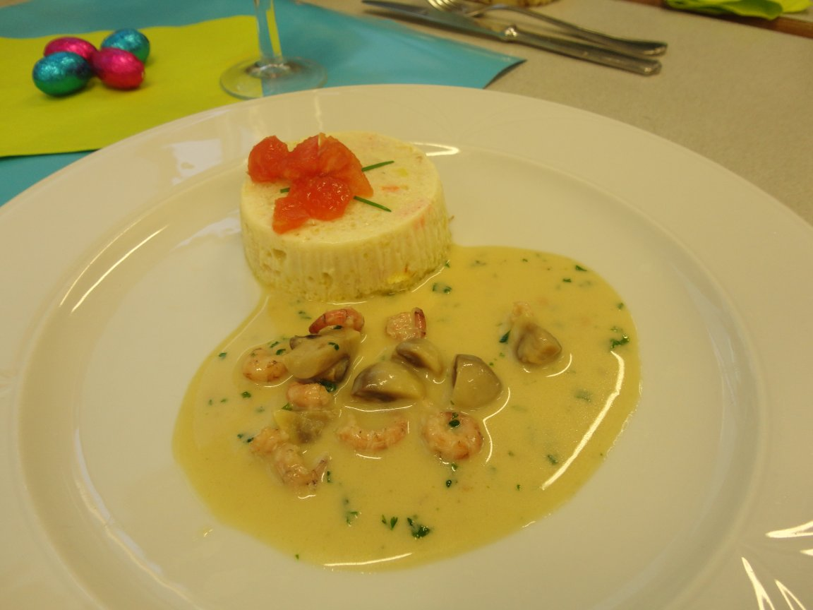 Parcours cuisine blog archive mousseline de poisson - Une mousseline en cuisine ...