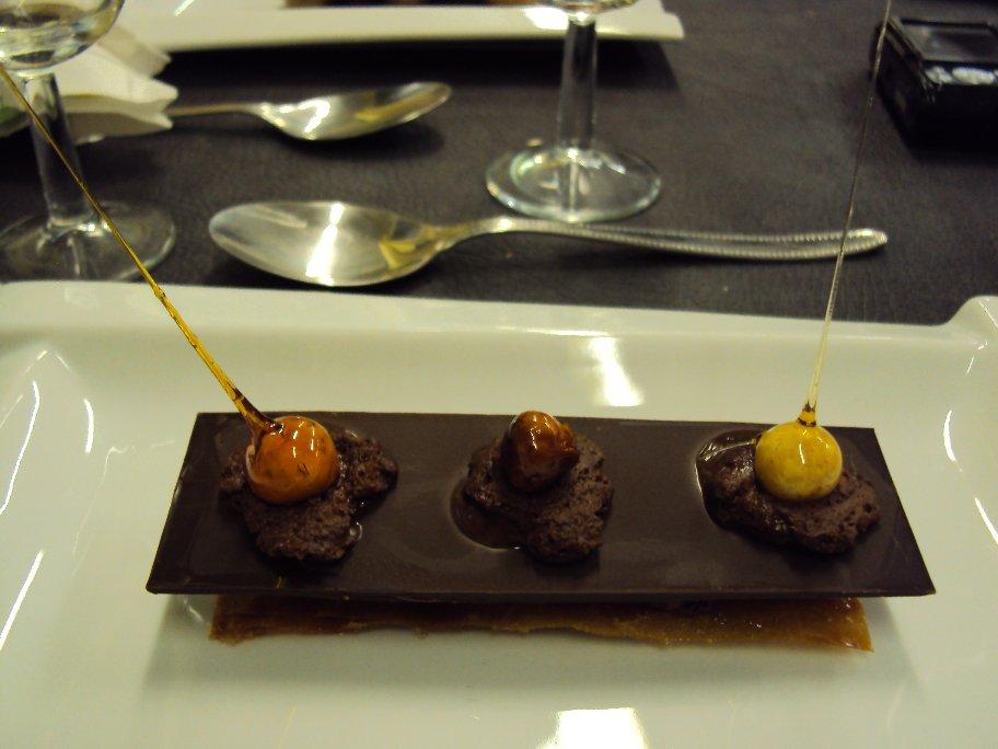 Parcours cuisine blog archive allumette croquante au - Noix de muscade cuisine ...