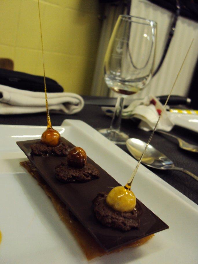 Parcours cuisine blog archive allumette croquante au for Noix de muscade cuisine