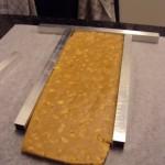 appareil massepain  - beurre de cacahuete - cacahuetes salées